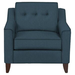 Karen Tufted Armchair by Klaussner Furniture