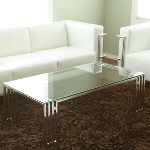 Cauley Coffee Table by Orren Ellis