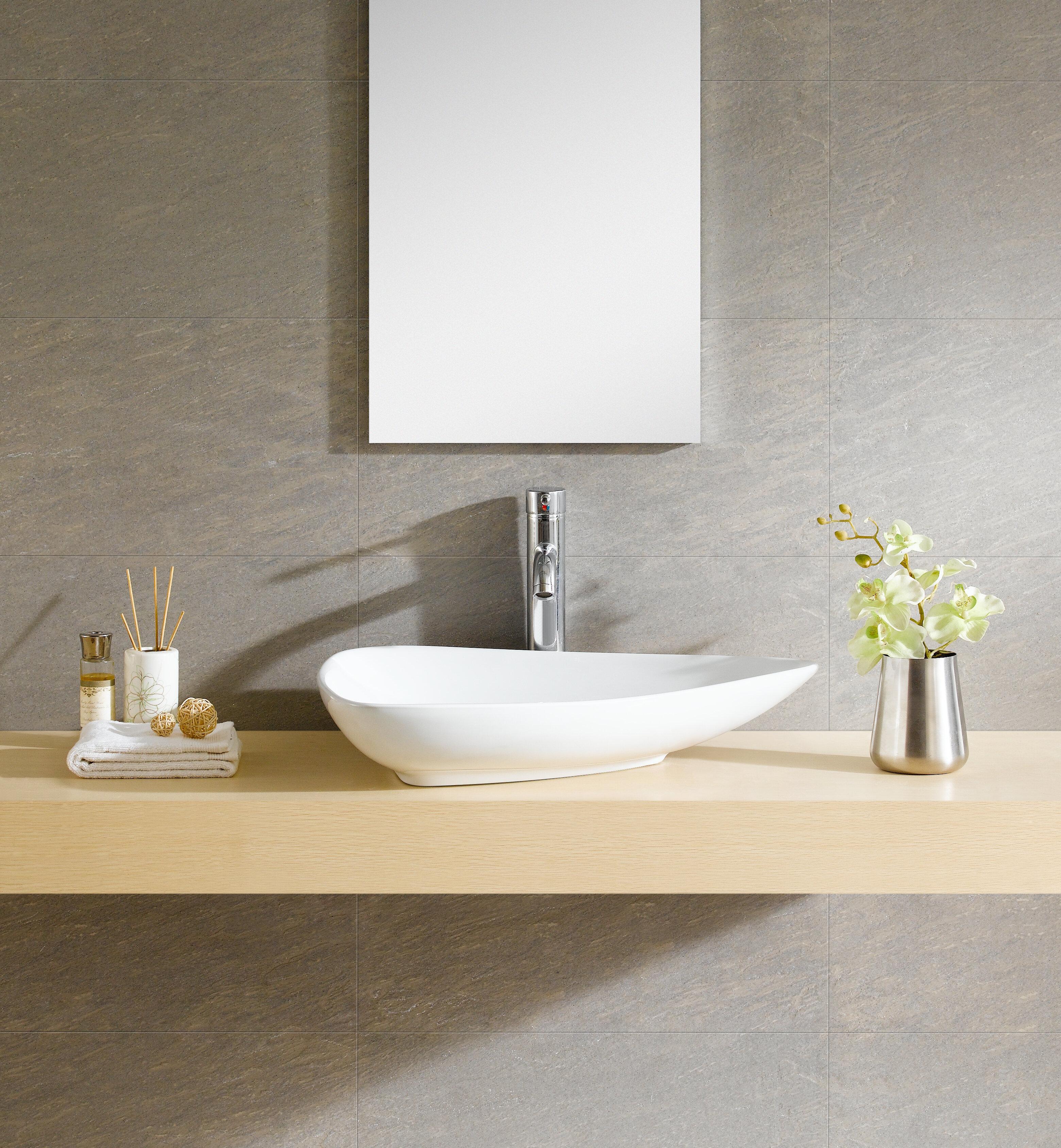 Incredible Modern Ceramic Specialty Vessel Bathroom Sink Interior Design Ideas Gentotryabchikinfo