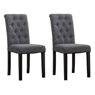 Colona Upholstered Dining Chair (Set Of 2)