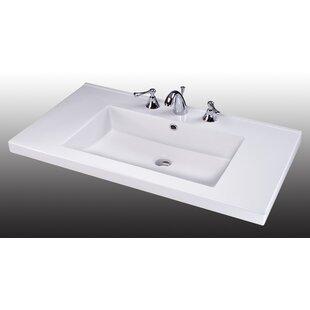 Fiorella 32 Single Bathroom Vanity Top