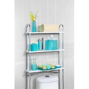 24.6 W x 61 H Over the Toilet Storage