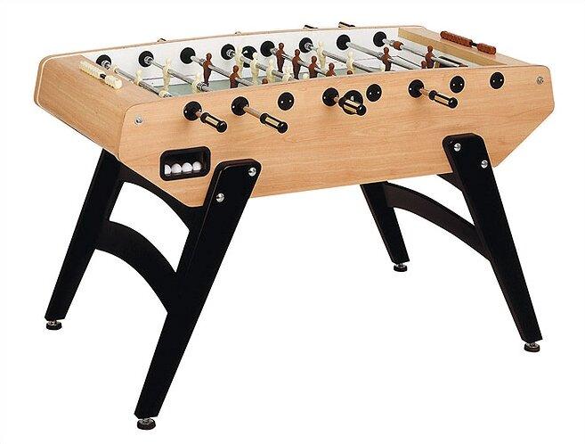 Garlando G Indoor Foosball Table Reviews Wayfair - Foosball table houston