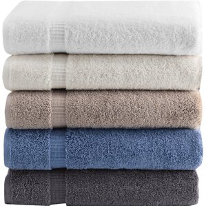 trinity turkish cotton bath towel set of 4
