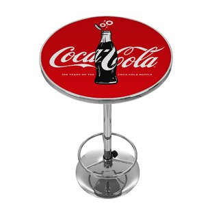 Coca-Cola 100th Anniversary Pub Table
