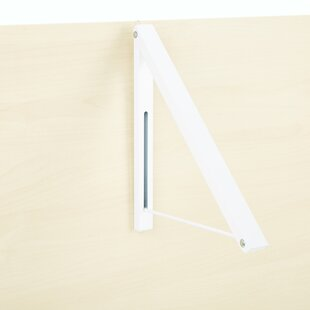 1 Collapsible Open Hanger Wall Mounted Cloth Holder Rack