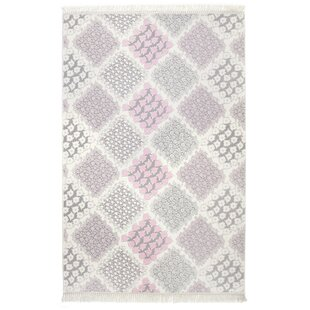 Huntleigh Pink/Purple Rug by Longweave