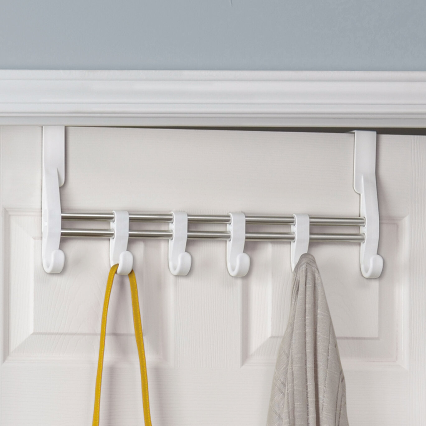 Lynk Over The Door Hook Rack U0026 Reviews | Wayfair