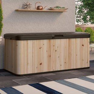 Wood Deck Boxes U0026 Patio Storage Youu0027ll Love In 2019   Wayfair