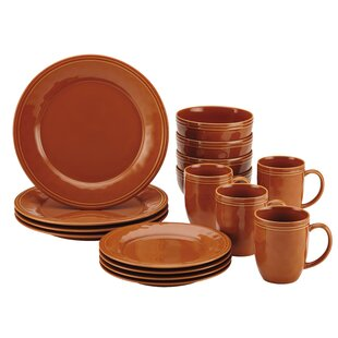 Save to Idea Board  sc 1 st  Wayfair & Burnt Orange Dinnerware Sets | Wayfair