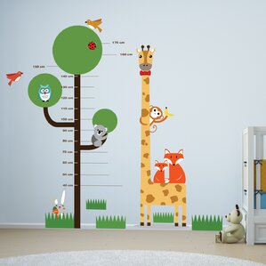 Animal Measurement Wall Decal Part 62