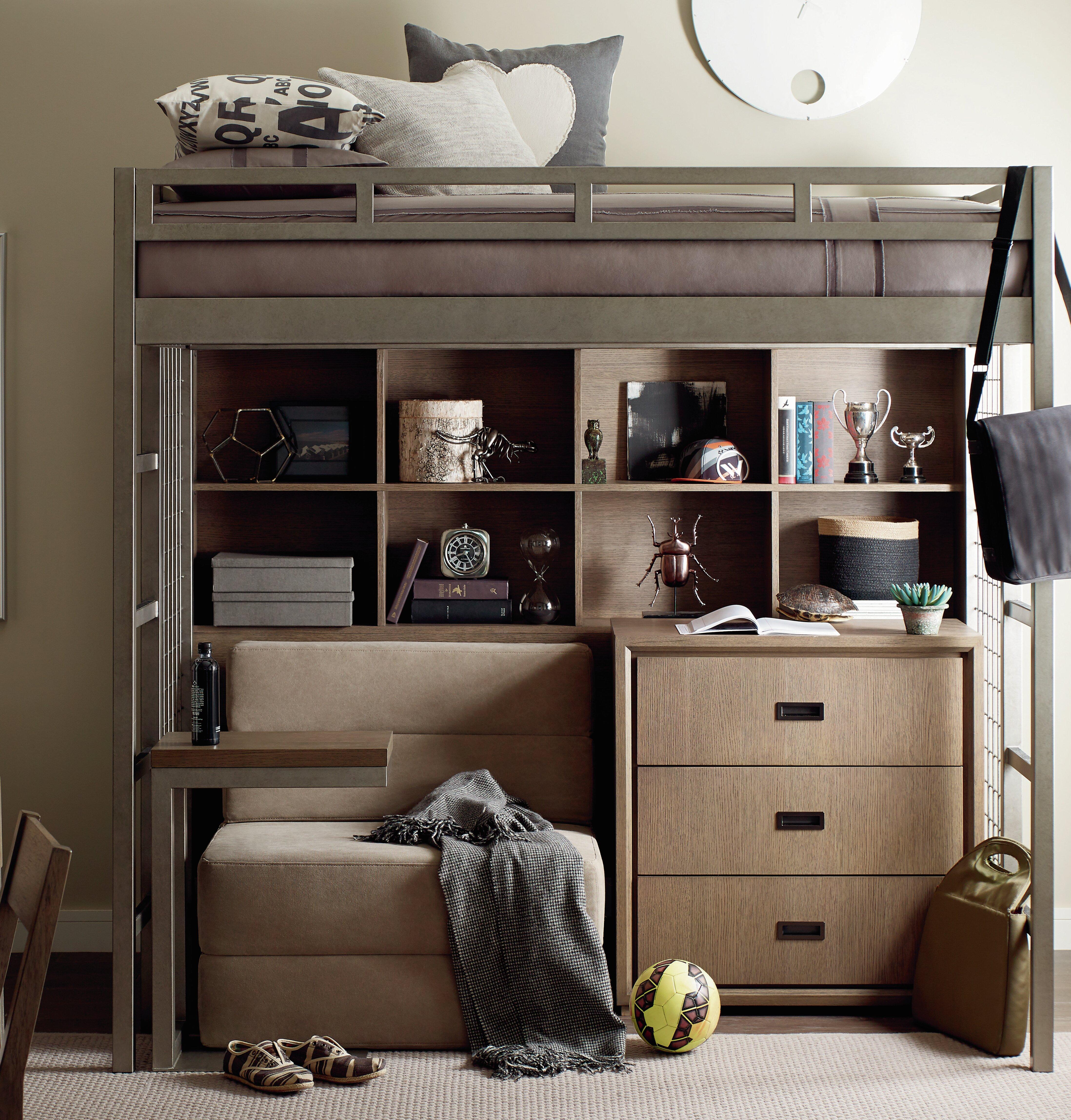 Rachael Ray Home Hudson plete Loft Twin Bed