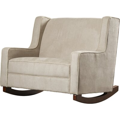 Mack & Milo Ajoku Rocker Color: Dark Taupe