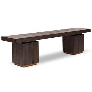 Nashwauk Wood Bench