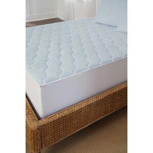 allen coolgel memory foam mattress pad