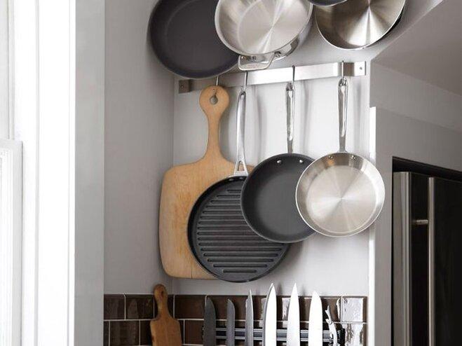 Pots U0026 Pans Storage Ideas