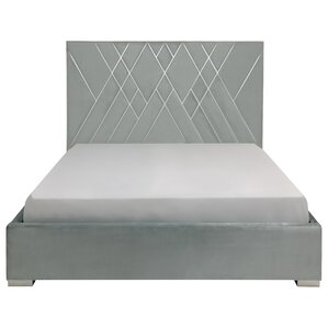 Wareham Upholstered Platform Bed by Mercer41