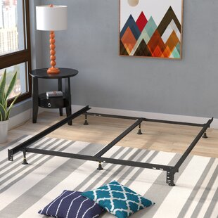 Pabst 6 Leg Adjule Metal Bed Frame