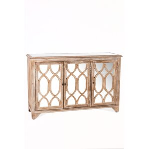 Alannah Mirrored Sideboard