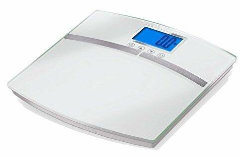 Precision Body Fat Scale Bathroom
