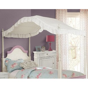 Kilraghts Provincial Inspired Eyelet Bed Canopy