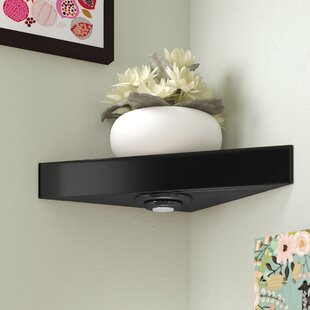 wood black mdf unit wall itm modern shelf small corner mount bathroom floating storage