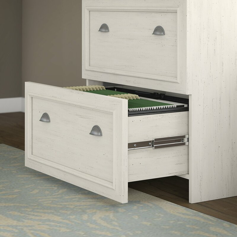 2 drawer lateral file cabinet. Oakridge 2-Drawer Lateral Filing Cabinet 2 Drawer File