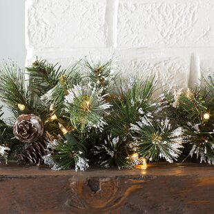 Christmas Garlands You Ll Love In 2019 Wayfair