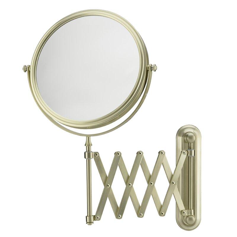 Charmant Mirror Image Extension Arm Wall Mirror | Wayfair