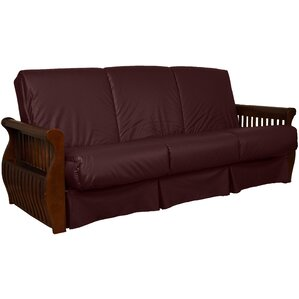 Concord Sit N Sleep Futon and Mattress by Epic Furnishings LLC