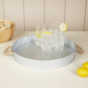 Crewe Galvanized Tray