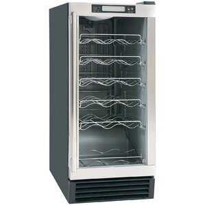 28 Bottle Single Zone Freestanding Wine Cooler b..