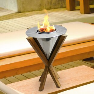 Southampton Gel Fuel Tabletop Fireplace
