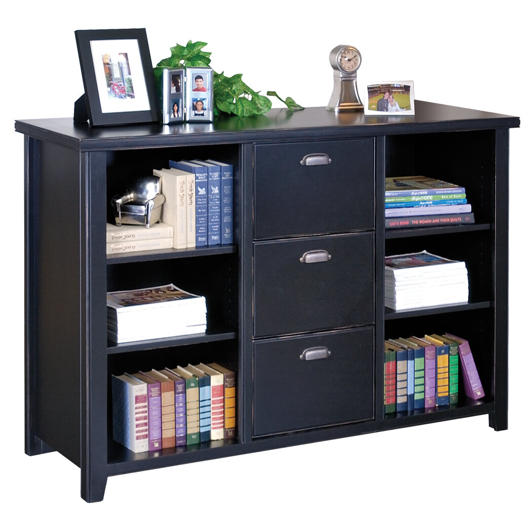 ladder black file american convenience bookcase p concepts drawer with heritage bookcases