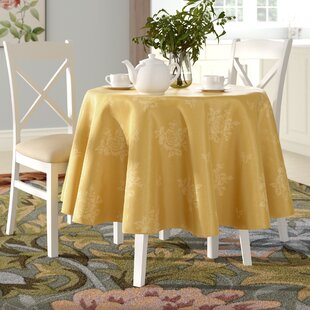 Large Round Table Cloth.Large Round Tablecloths Wayfair Co Uk