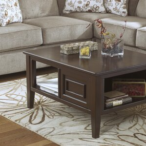 Rowena Coffee Table by Andover Mills