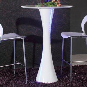 Clower Twirl Bar Table by Orren Ellis