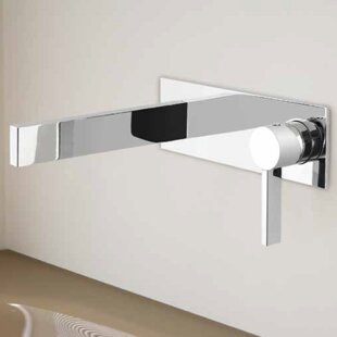 Vanity For Wall Mounted Faucet Wayfair - Bathroom vanity with wall mounted faucet