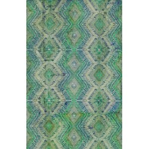 Veere Green/Blue Indoor/Outdoor Area Rug
