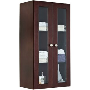 Rosemont Transitional Birch Wood Curio Cabinet