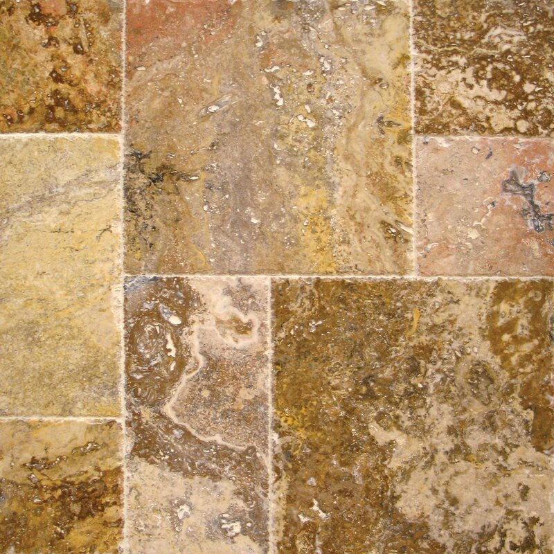 What Is Travertine Tile Used For