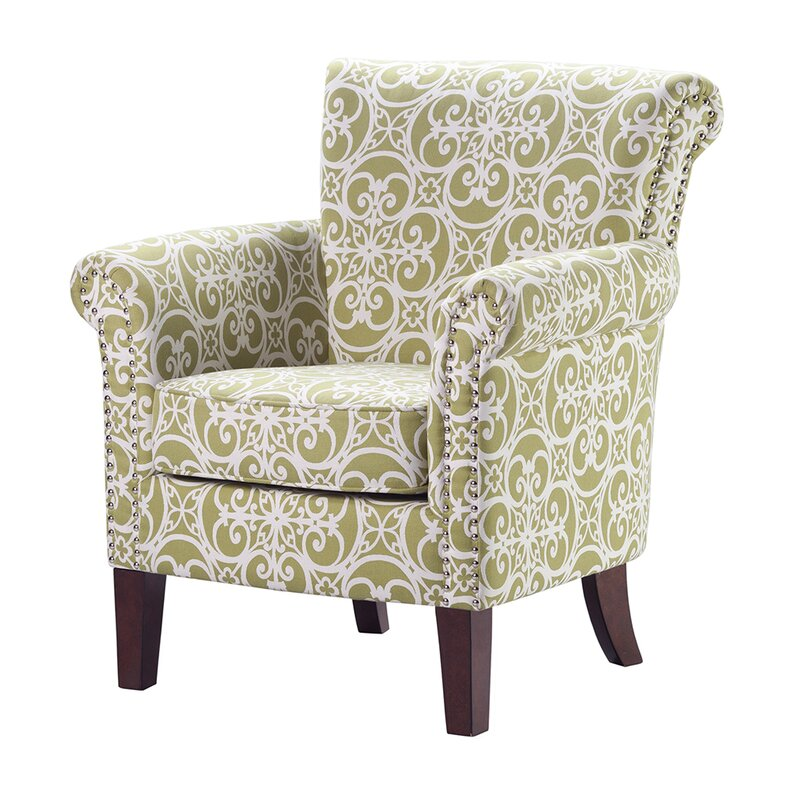 Alcott Hill Olson Accent Club Chair With Arms Upholstered