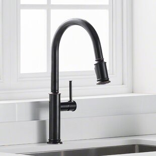 Oil Rubbed Bronze Kitchen Faucets You Ll Love Wayfair
