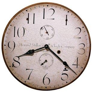 Moment In Time Original Howard Miller Iii 18 Wall Clock