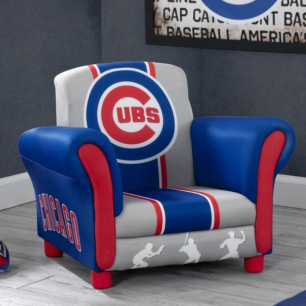 Delta Children MLB Chicago Cubs Kids Chair  b78e90482eec