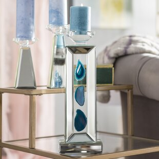 Large Glass Candle Holders Wayfair