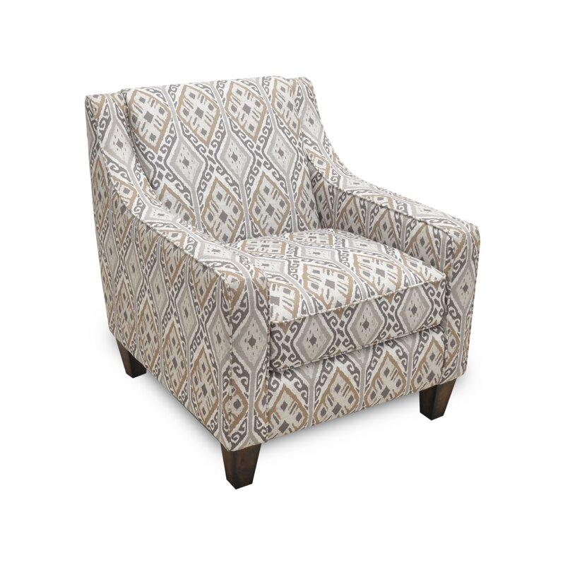 Darby Home Co Fairport Wingback Armchair Wayfair