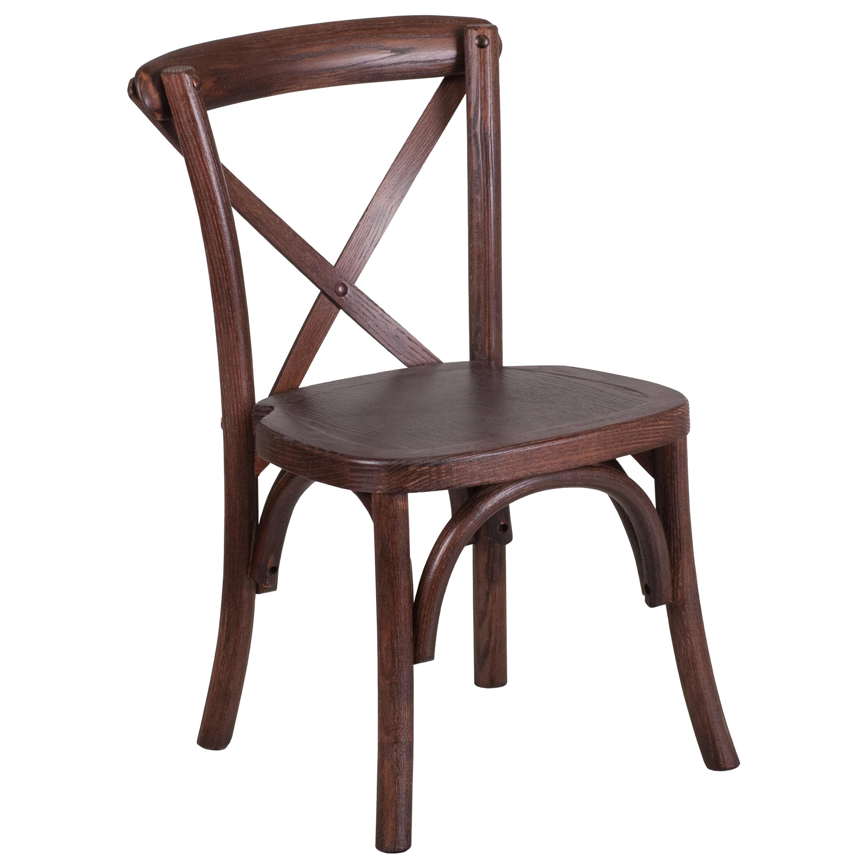 Loon peak ivonne cross back kids chair reviews wayfair