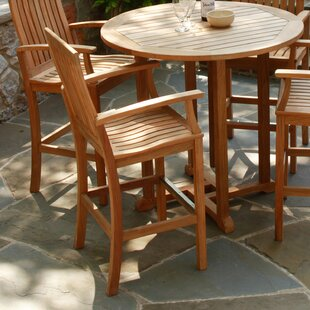 Inch Round Patio Table Wayfair - 54 round patio table