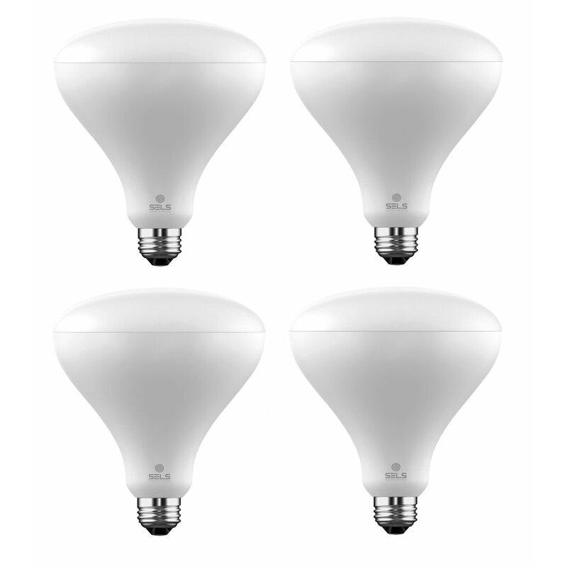 17w E26 Dimmable Led Floodlight Light Bulb